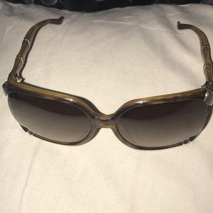 GUCCI Women Brown Sunglasses GG0505S Made in ITALY